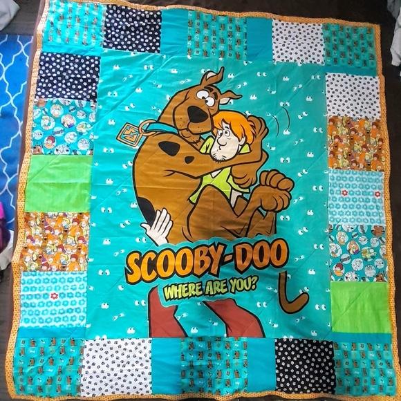 Scooby Doo Quilt